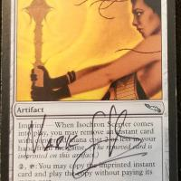 Isochron Scepter alter #