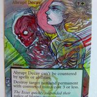 Abrupt Decay alter #
