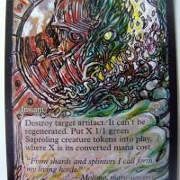 Artifact Mutation alter #