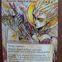 Avacyn, Angel of Hope alter #