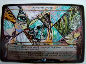 Mirrored Depths (Planechase Anthology) alter #