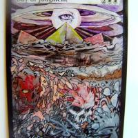 Day of Judgment alter #