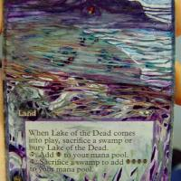 Lake of the Dead alter #