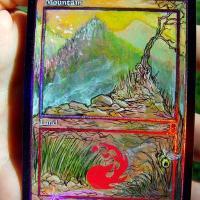 Mountain (157) alter #