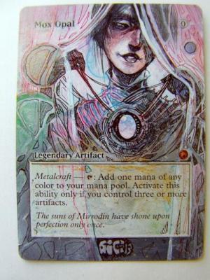 Mox Opal alter #