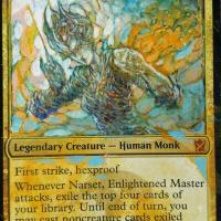 Narset, Enlightened Master alter #