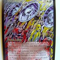 Purgatory alter #