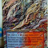 Steam Vents alter #