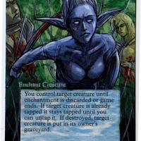 Control Magic alter #