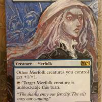 Merfolk Sovereign alter #