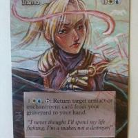 Hanna, Ship's Navigator alter #