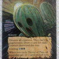 Decree of Pain alter #