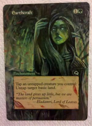 Earthcraft alter #