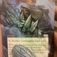 Claws of Gix alter #