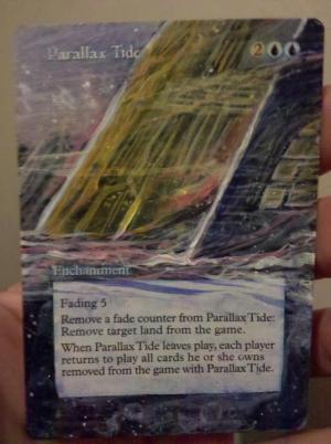 Parallax Tide alter #