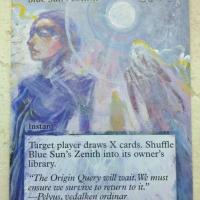 Blue Sun's Zenith alter #