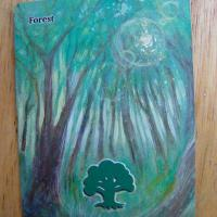 Forest alter #