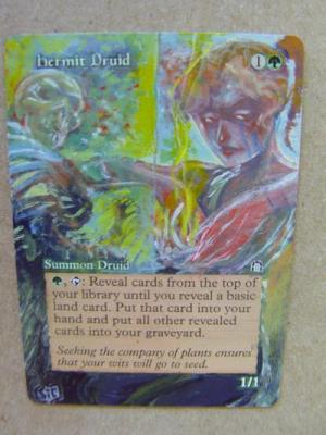 Hermit Druid alter #