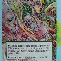 Scavenging Ooze alter #