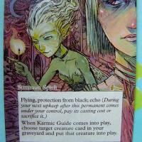 Karmic Guide alter #