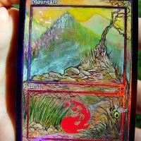 Mountain alter #