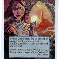 Mystical Tutor alter #