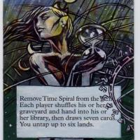 Time Spiral alter #