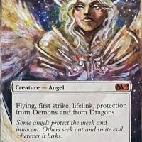 Baneslayer Angel alter #