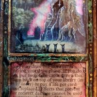 Sylvan Library alter #