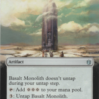 Basalt Monolith alter #