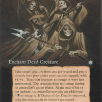 Dance of the Dead alter #