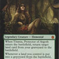 Titania, Protector of Argoth alter #