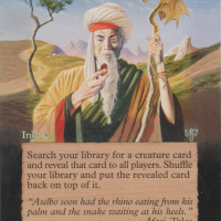 Worldly Tutor alter #