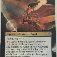Bruna, Light of Alabaster alter #
