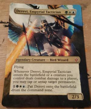 Derevi, Empyrial Tactician alter #