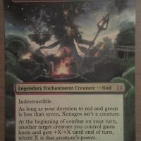 Xenagos, God of Revels alter #