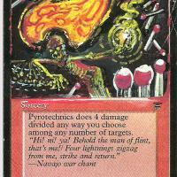 Pyrotechnics alter #