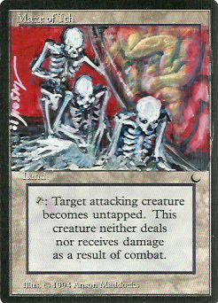 Maze of Ith card alter by