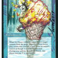Icy Prison alter #