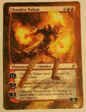 Chandra Nalaar alter #