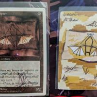 Ornithopter alter #