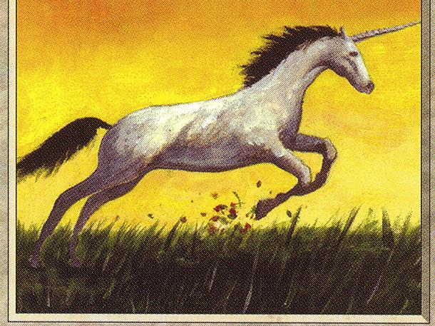 Pearled Unicorn (CE)