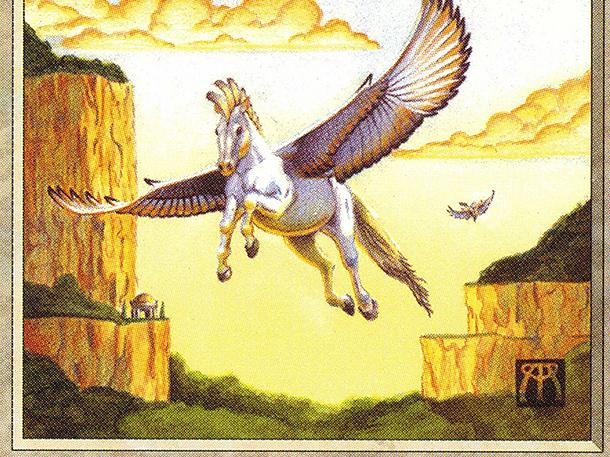 Mesa Pegasus (CE)