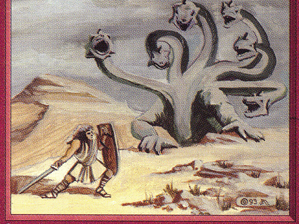 Rock Hydra (CE)