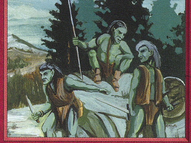 Mons's Goblin Raiders (CE)