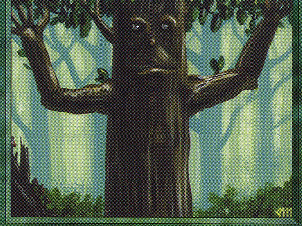 Ironroot Treefolk (CE)