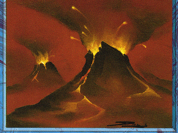 Volcanic Eruption (CE)