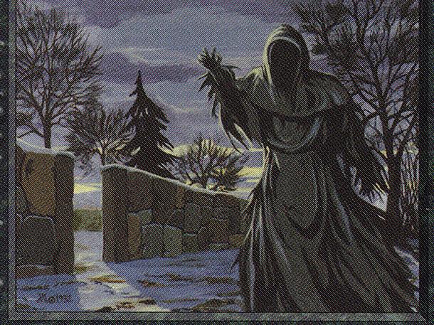 Bog Wraith (CE)