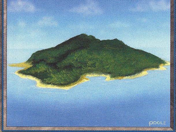 Island (Green)(IE)