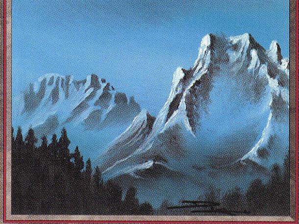 Mountain (Fog)(IE)
